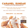 Caramel Sundae - A gorgeous place to hangout and hear some of the flavour you get to hear on Caramel Radio